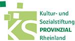 Sponsor Kultur- und Sozialstiftung der Provinzial Rheinland